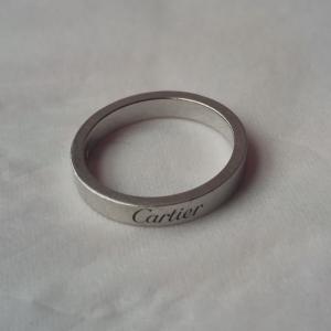 Cartier卡地亚女士戒指51号