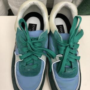 CHANEL香奈儿女士运动鞋