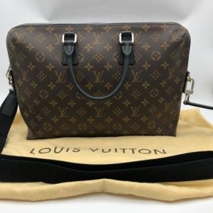 Louis Vuitton经典老花男士公文包