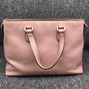 GUCCI 古驰女士粉色单肩斜挎手提包