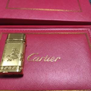 Cartier 卡地亚配件打火机