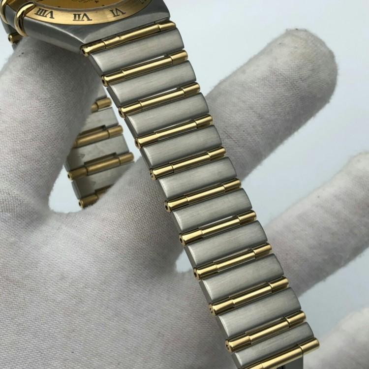 OMEGA欧米茄男士机械腕表