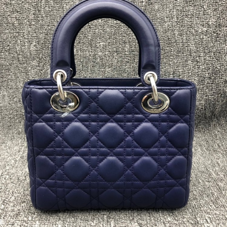 Dior 迪奥戴妃四格手提包