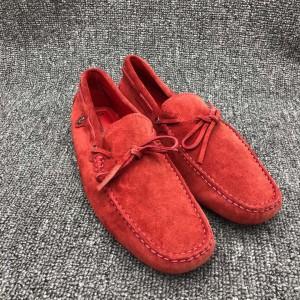 TOD'S托德斯法拉利合作款男士豆豆鞋