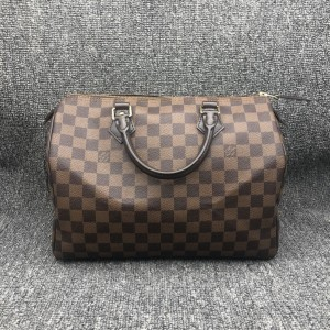 Louis Vuitton女士speedy30手提包