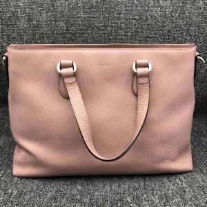 GUCCI 古驰女士粉色手提包