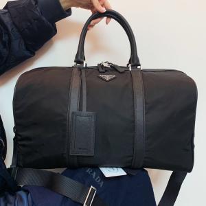 PRADA普拉达旅行袋