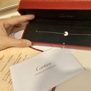 Cartier卡地亚女士手链
