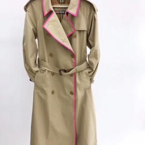 Burberry博柏利女士风衣