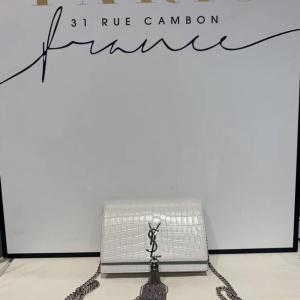 Yves Saint Laurent伊夫·圣罗兰女士单肩包