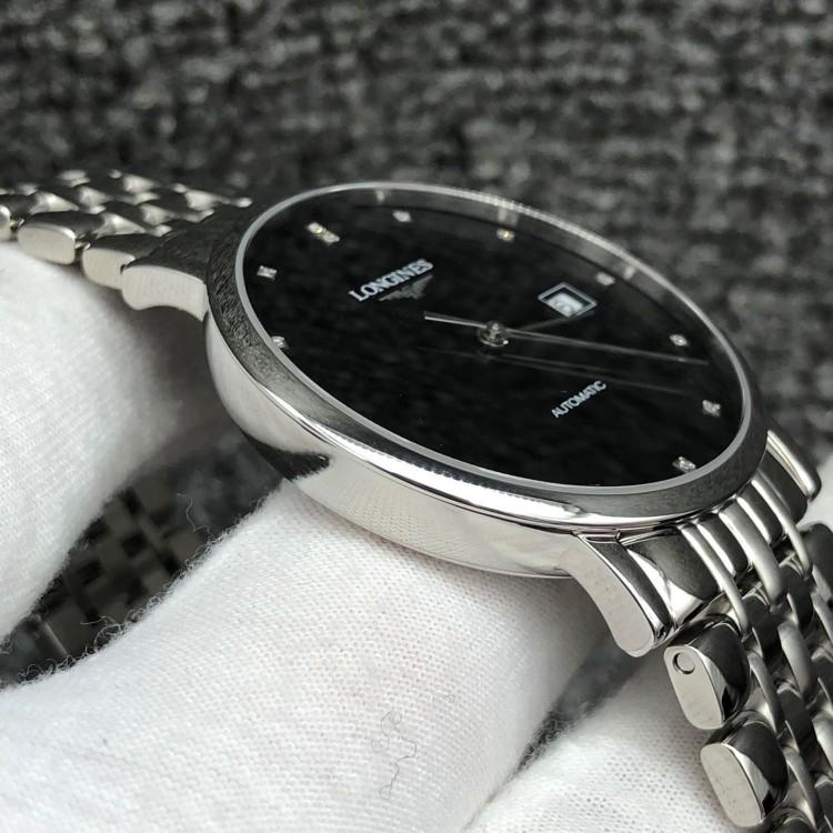LONGINES浪琴L4.910.4.57.6传统系列男士腕表
