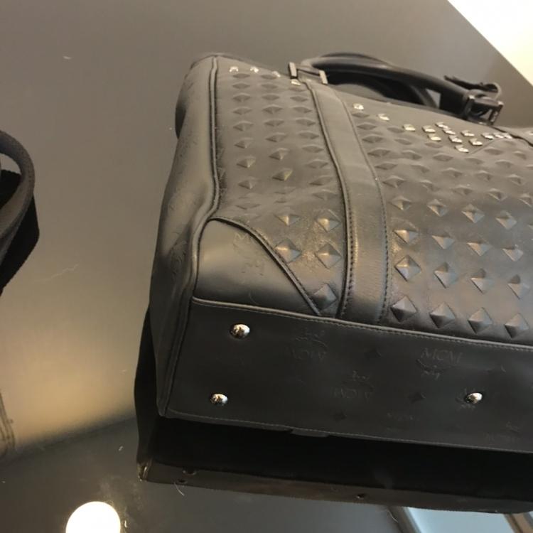 MCM 男士手提包