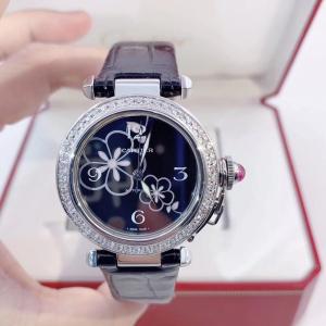 Cartier帕莎自动机械表