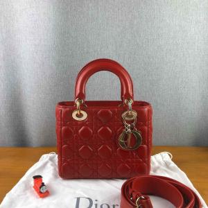 Dior戴妃女士手提包