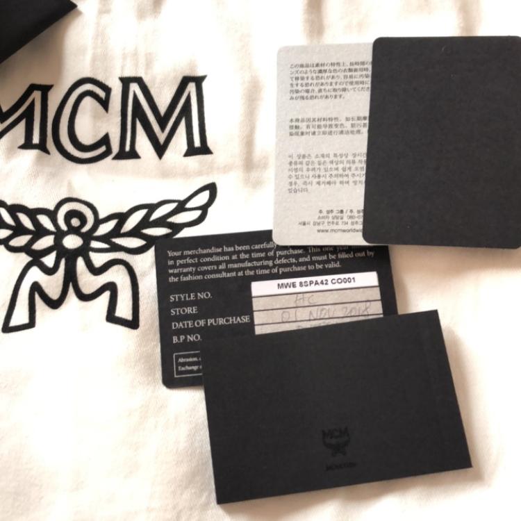 MCMMCM女士单肩包