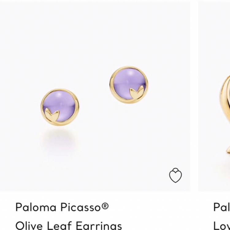 Tiffany & Co. 蒂芙尼耳钉
