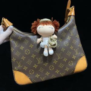 Louis Vuitton 路易·威登经典老花单肩包