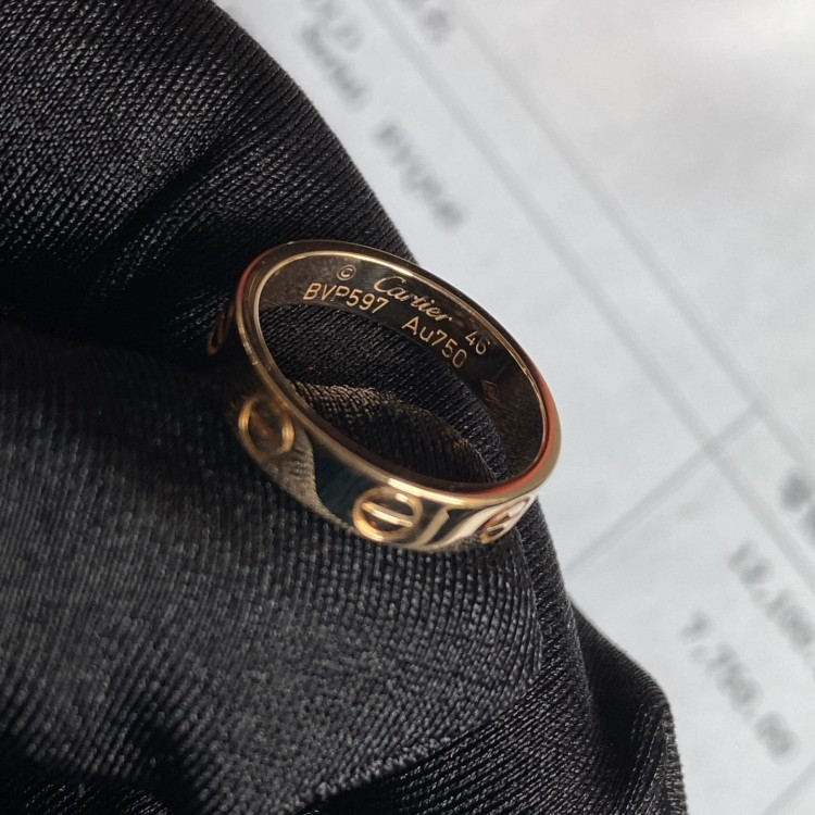 Cartier戒指/指环