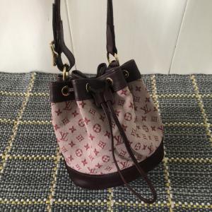 Louis Vuitton 帆布手提mini女士手提包