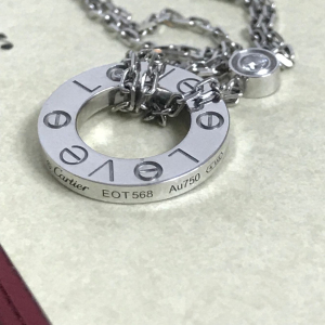 Cartier 卡地亚项链