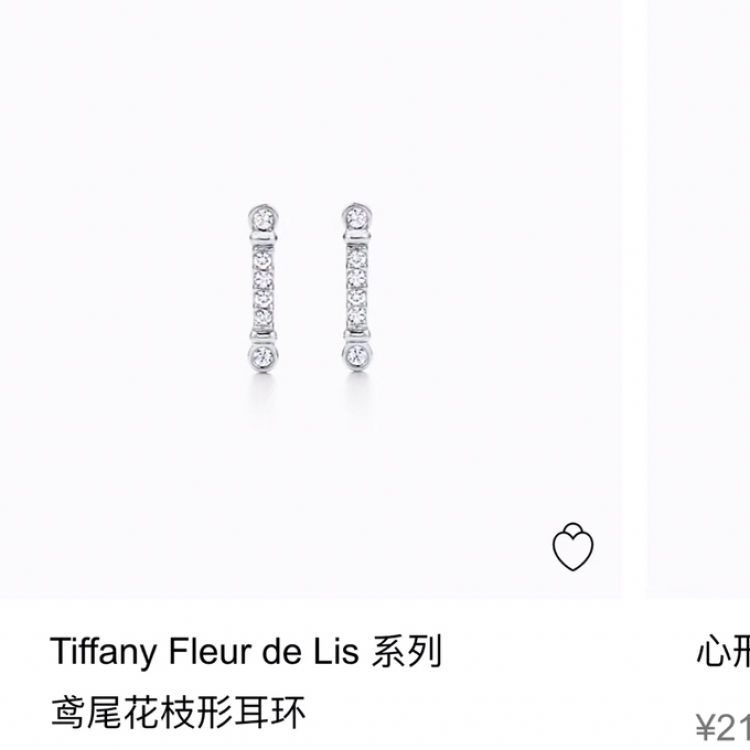 Tiffany & Co.耳饰