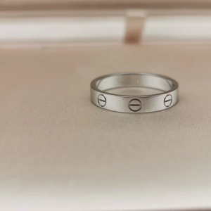 Cartier卡地亚戒指