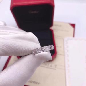 Cartier卡地亚女士戒指