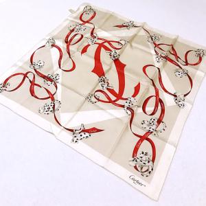 Cartier女士围巾