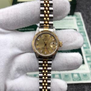 Rolex劳力士69173日志型女士机械表