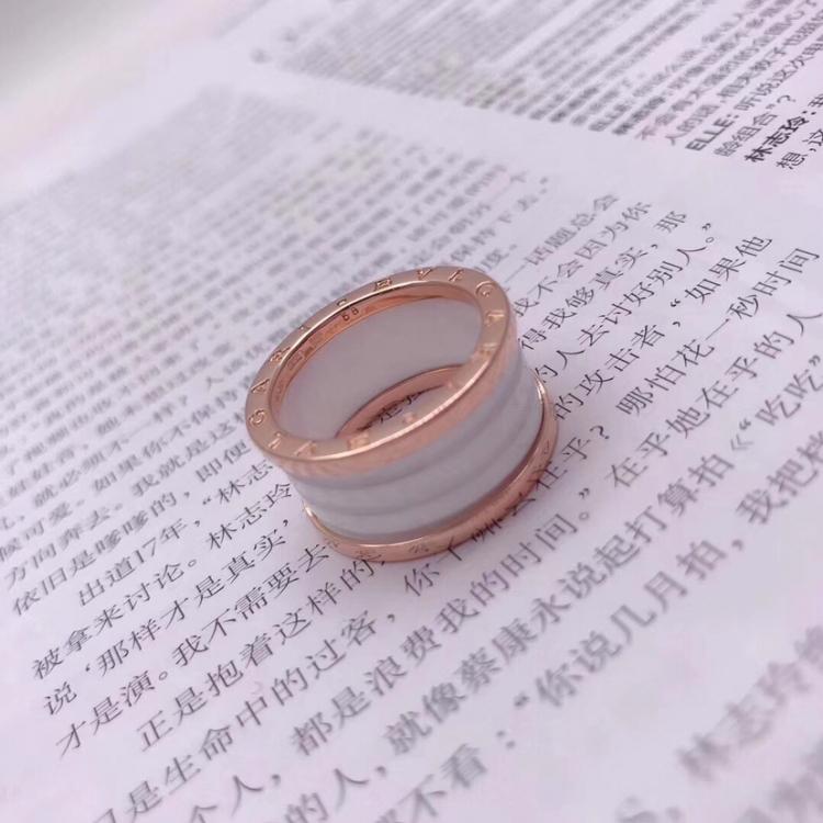 BVLGARI宝格丽戒指