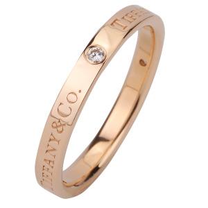 蒂芙尼Tiffany & Co.® 系列18K玫瑰金钻戒指