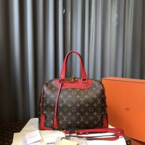 Louis Vuitton 老花经典单肩包