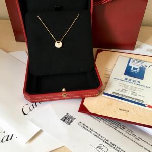 Cartier女士项链