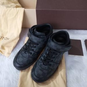 Louis Vuitton 路易·威登男士棋盘格休闲鞋