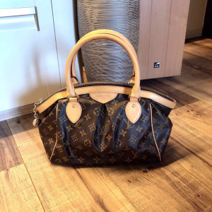 Louis Vuitton 老花饺子小号女士手提包