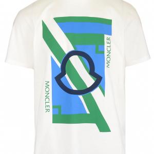 Moncler蒙口男士T恤