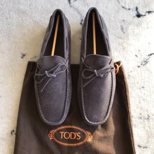 TOD'S 托德斯男士平底鞋