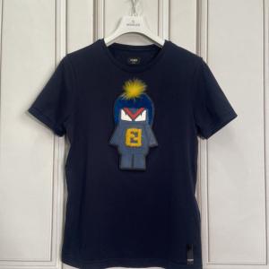 FENDI芬迪小怪兽短袖T恤S码309