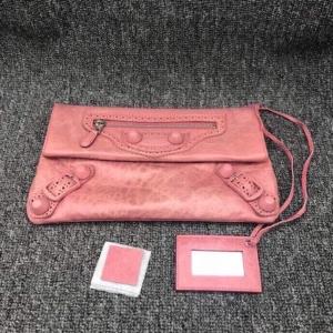 Balenciaga巴黎世家肉粉色女士手包