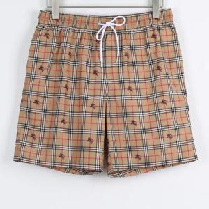 Burberry男士短裤