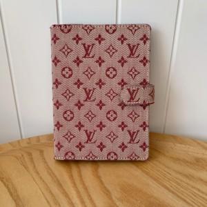 Louis Vuitton 路易·威登中古笔记本手帐文具