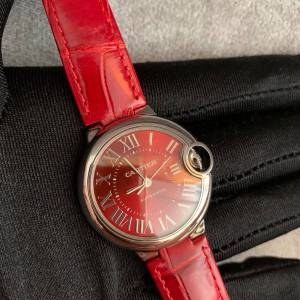 Cartier女士机械表