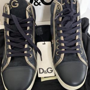 DOLCE&GABBANA 杜嘉班纳男士休闲鞋