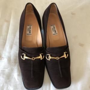 Celine赛琳女士低/中跟鞋