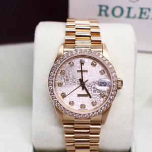 Rolex机械表
