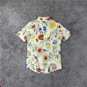 GUCCI古驰男士衬衫