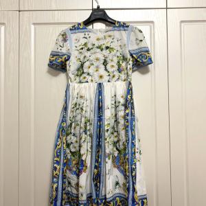 DOLCE&GABBANA 杜嘉班纳女士连衣裙