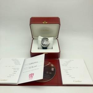 Cartier男士自动机械表