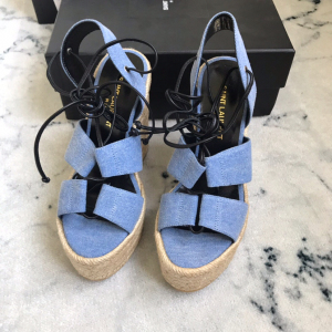 Yves Saint Laurent伊夫·圣罗兰女士凉鞋