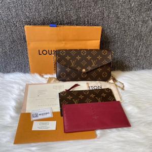 Louis Vuitton路易·威登三合一链条单肩包